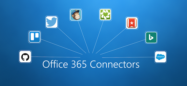 Connect Apps to your Office 365 Groups